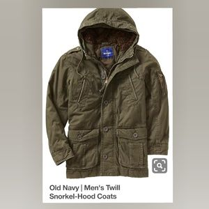 IN SEARCH OF! Old Navy Snorkel Jacket XXL